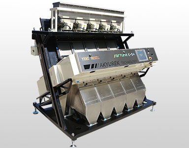 SORTURK NEW GENERATION COLOR SORTER